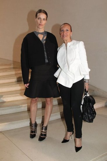 Vanessa Traina and Danielle Steel 