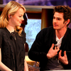 Emma Stone and Andrew Garfield on El Hormiguero Pictures