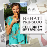 Model Behati Prinsloo shared her must haves for Summer.