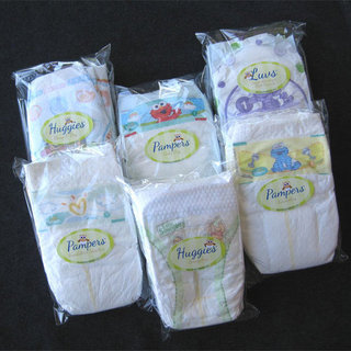 Diaper Sample Packs