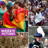 Prince William Joins the Order of the Thistle, Serena Jumps For Joy, and Paris Celebrates Gay Pride