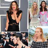 Celebrate International Kissing Day With Celebrities Blowing Kisses