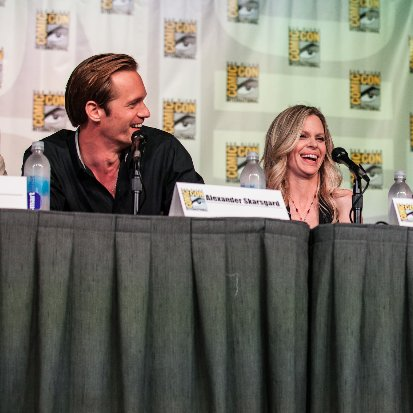 Comic-Con True Blood Panel 2012