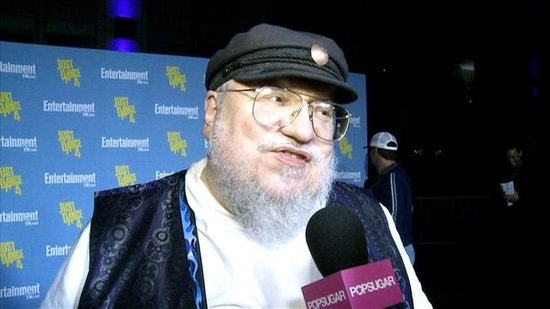Video: George R. R. Martin on Casting Game of Thrones and Killing Off Characters