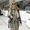 How to Wear Scarves in the Summer (Celebrity Pictures)