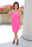 Ashley Greene attended Comic-Con in a cute pink mini back in 2009.