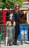 In September 2011, Angelina Jolie took Knox Jolie-Pitt to visit Legoland in England.