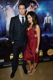 Channing Tatum brought wife Jenna Dewan to the Magic Mike premiere in London.