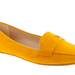 This particularly bright take on the classic penny loafer will inject a sunny accent to a tailored trouser look. With a more traditional English seaside landscape in mind, we're pretty sure these slick shoes will go with almost every Brit-inspired vacation ensemble.