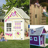 Outdoor Wooden Playhouses