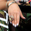 Check Out the Best Manicures From the Wireless Festival