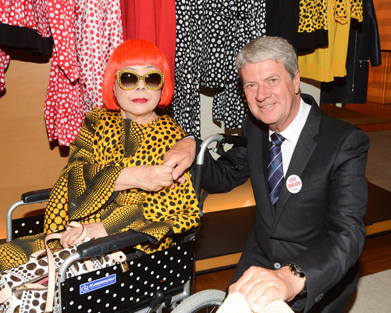 Louis Vuitton Unveils Yayoi Kusama Collaboration