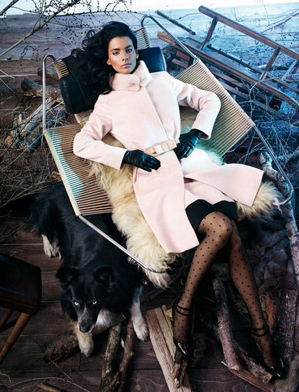 Max Mara Studio Fall 2012 Ad Campaign