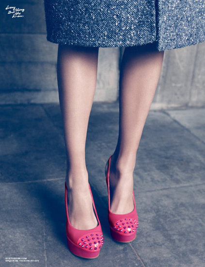 Kurt Geiger Fall 2012 Ad Campaign