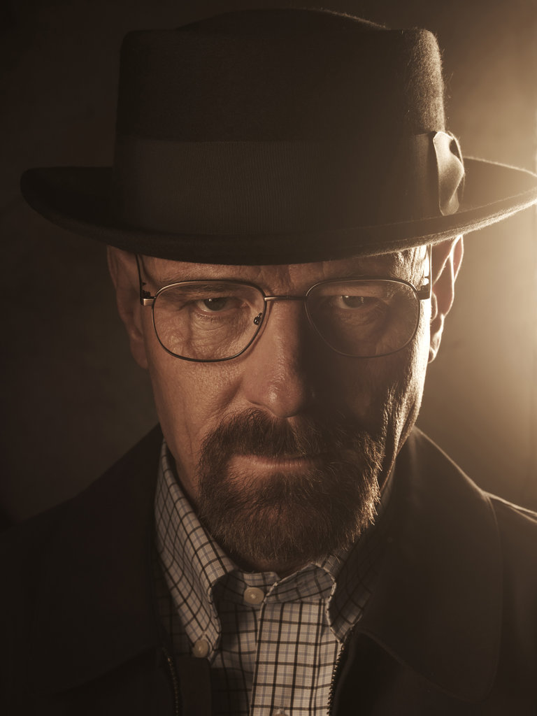 Bryan Cranston on Breaking Bad. Photo courtesy of AMC