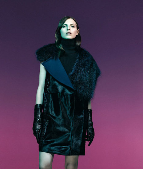 Sportmax Fall 2012 Ad Campaign 