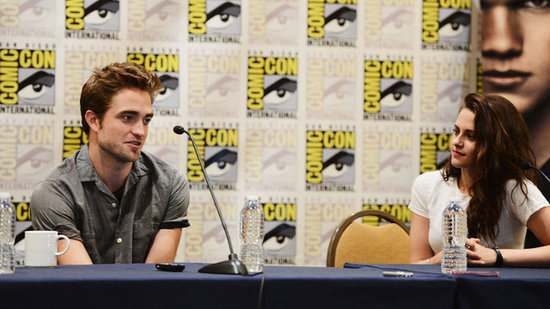 Video: Should They Reboot Twilight? Robert and Kristen Weigh In