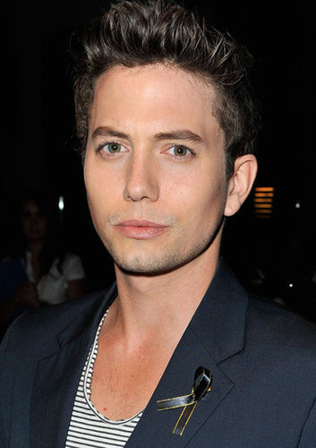 Jackson Rathbone smiled at the Breaking Dawn Part 2 party at Comic-Con.