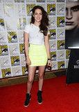 Kristen Stewart in BCBG.
