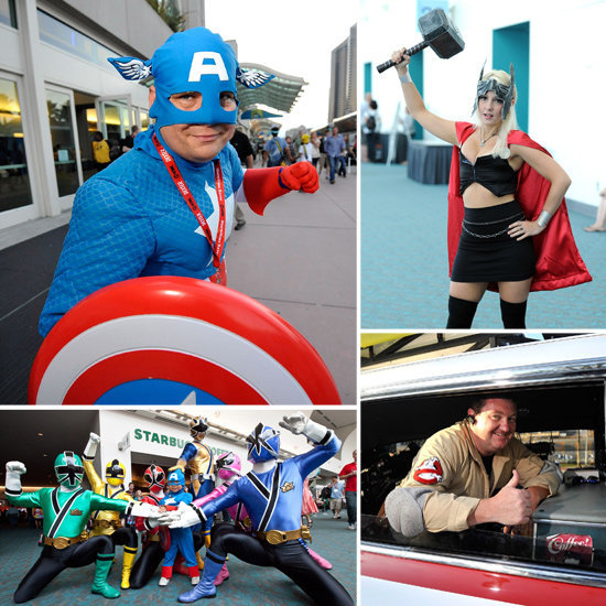 Comic-Con Costume Inspiration