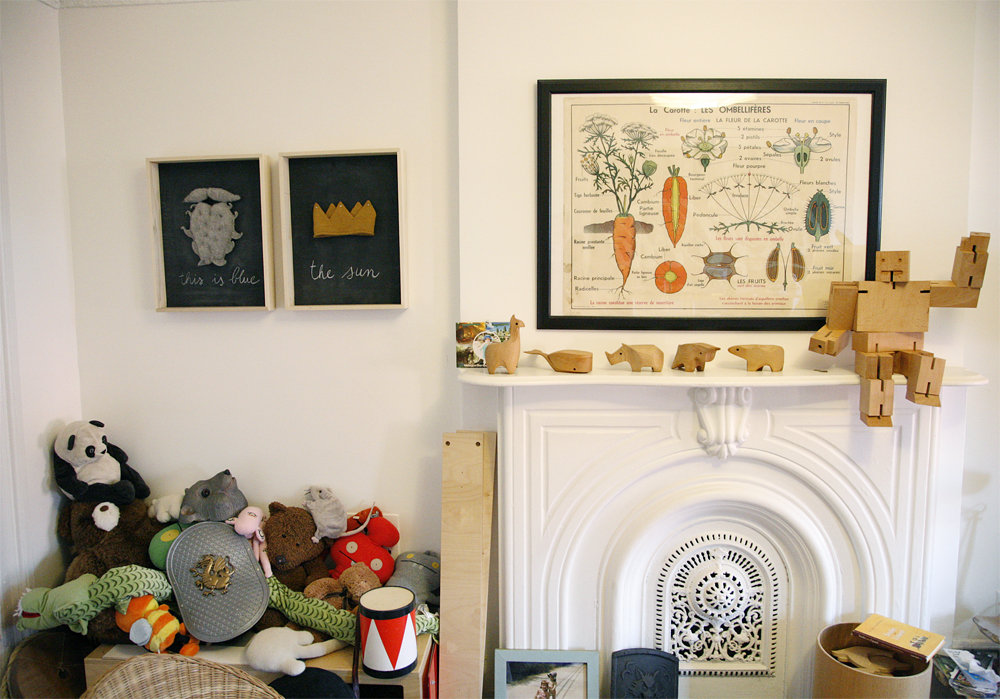 Curated Kids Room