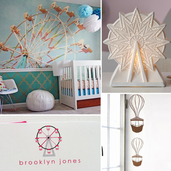 11 Fantastic Ferris Wheel Finds For Your Little One