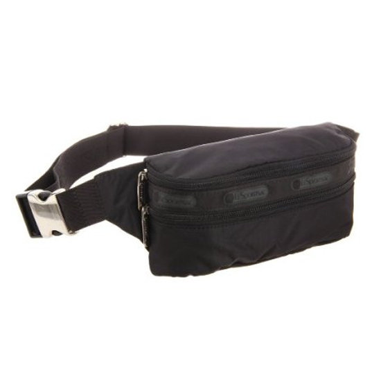 If the double zip is too big for your taste, try out this cute little LeSportspac Double Zip Belt Bag Mini ($48) that offers the same style, just shrunken.