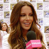 Kate Beckinsale Total Recall Interview at Comic-Con (Video)