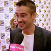 Colin Farrell Talks Total Recall at Comic-Con (Video)
