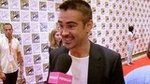 "Video: Colin Farrell on ""So Tough"" Jessica Biel — ""I'm Glad I Don't Fight Her!"""