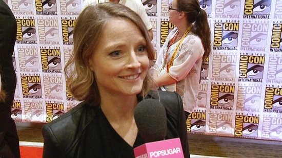 "Video: Jodie Foster on Her ""Elegant"" Elysium Character and Acting With Matt Damon"