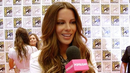 Video: Kate Beckinsale on Who'd Win in a Fight: Jessica Biel or Colin Farrell?