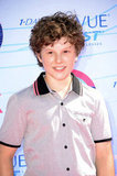 Nolan Gould at the Teen Choice Awards.