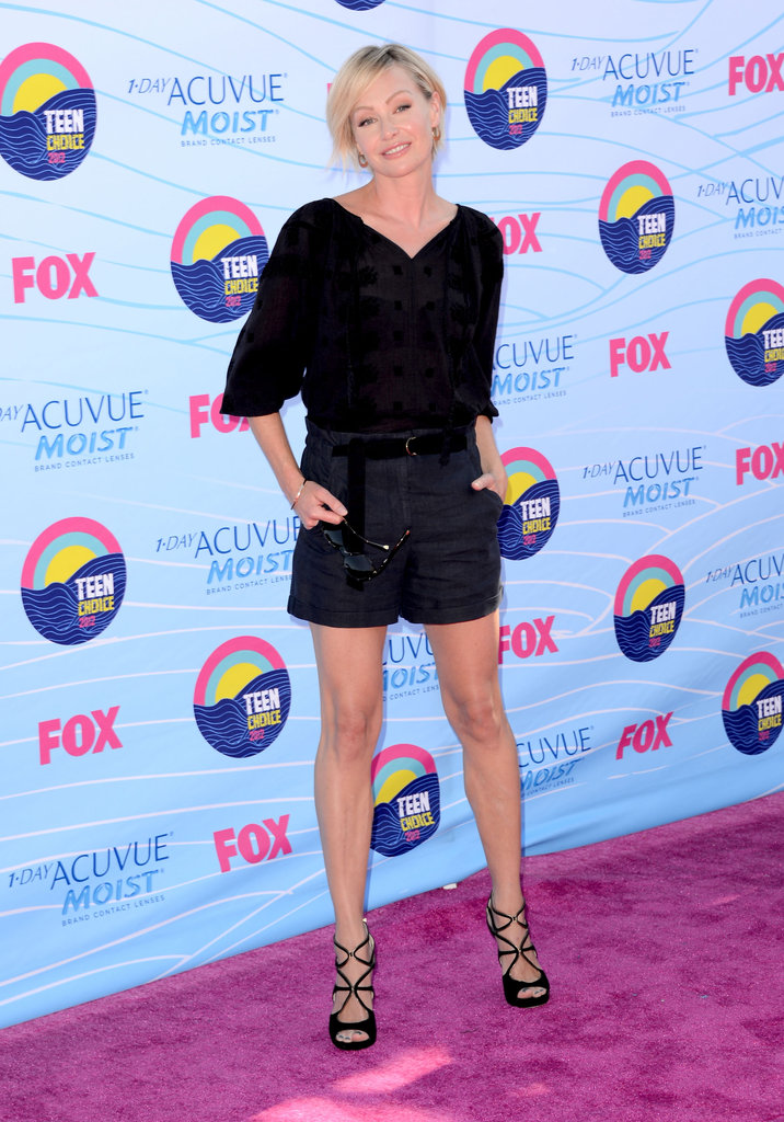 Ellen DeGeneres Is an Early TCA Winner With Wife Portia's Support