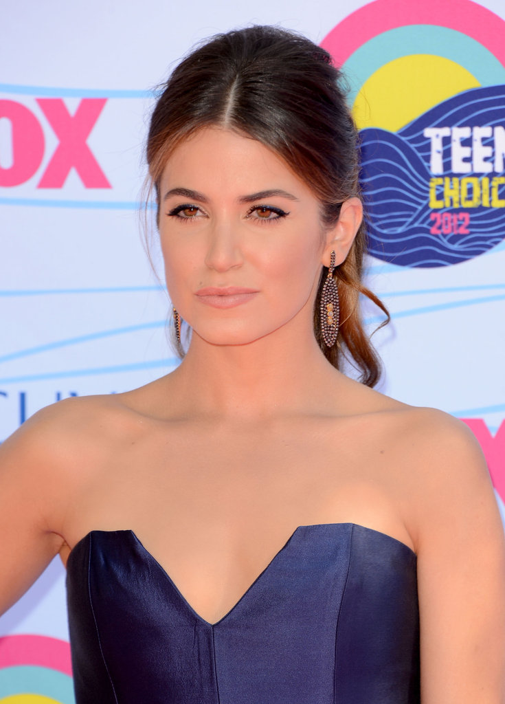 Nikki Reed at the Teen Choice Awards.