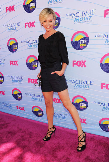 Portia de Rossi at the Teen Choice Awards.