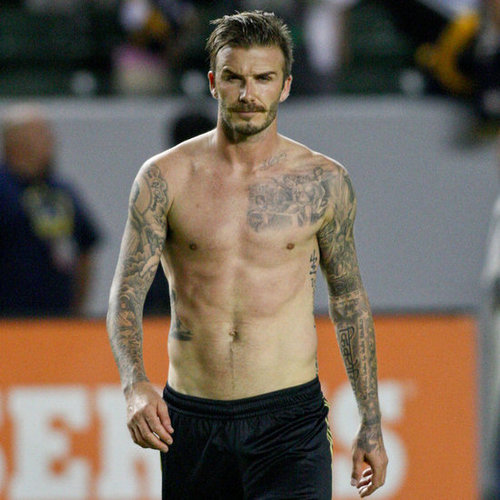 David Beckham to Join Olympic Opening Ceremonies | Pictures