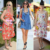 See How Celebrities Work Espadrilles Into Their Wardrobes