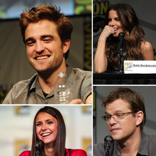The Funniest Quotes From Comic-Con 2012