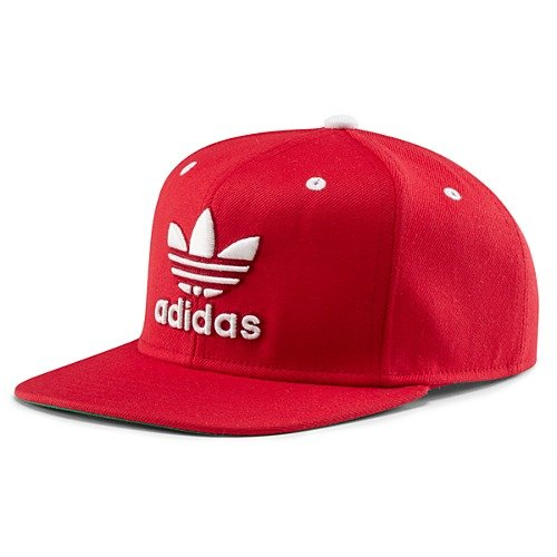 A snapback in a superbright color is the ultimate in street cred. Adidas Thrasher Snapback Hat ($24)