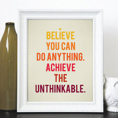 Inspirational Quote Posters on Inspirational Quote Posters