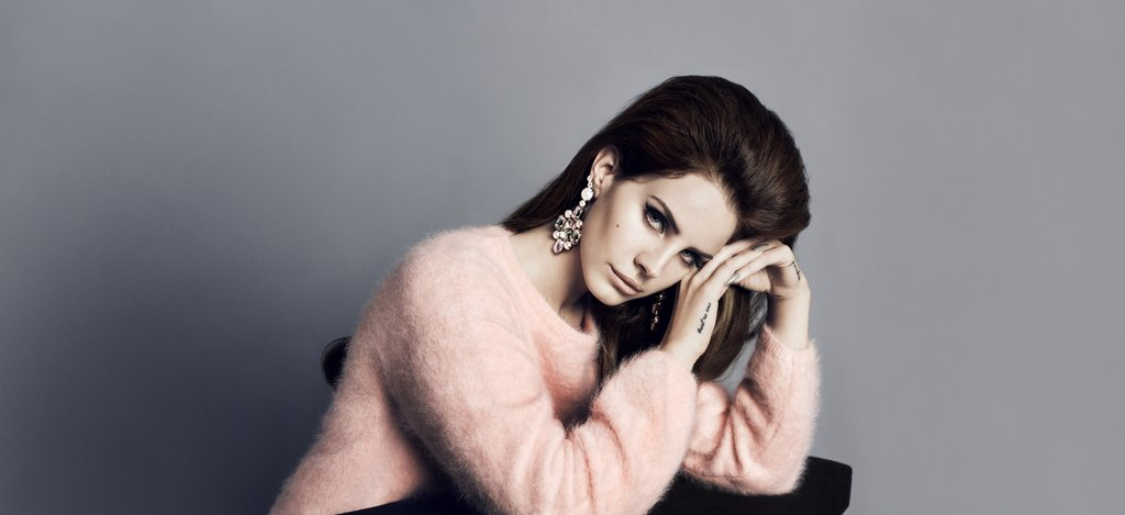 Lana Del Rey For H&M