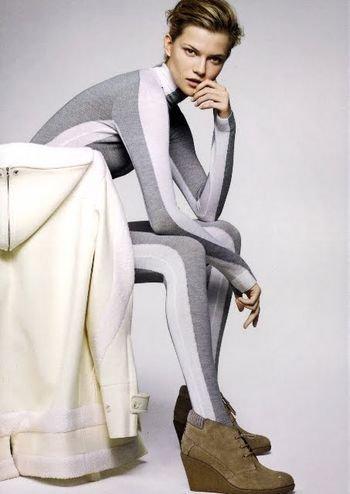 Lacoste Fall 2012 Ad Campaign