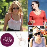 Miley Cyrus and Alessandra Ambrosio Love Jacquie Aiche's Horn Necklace
