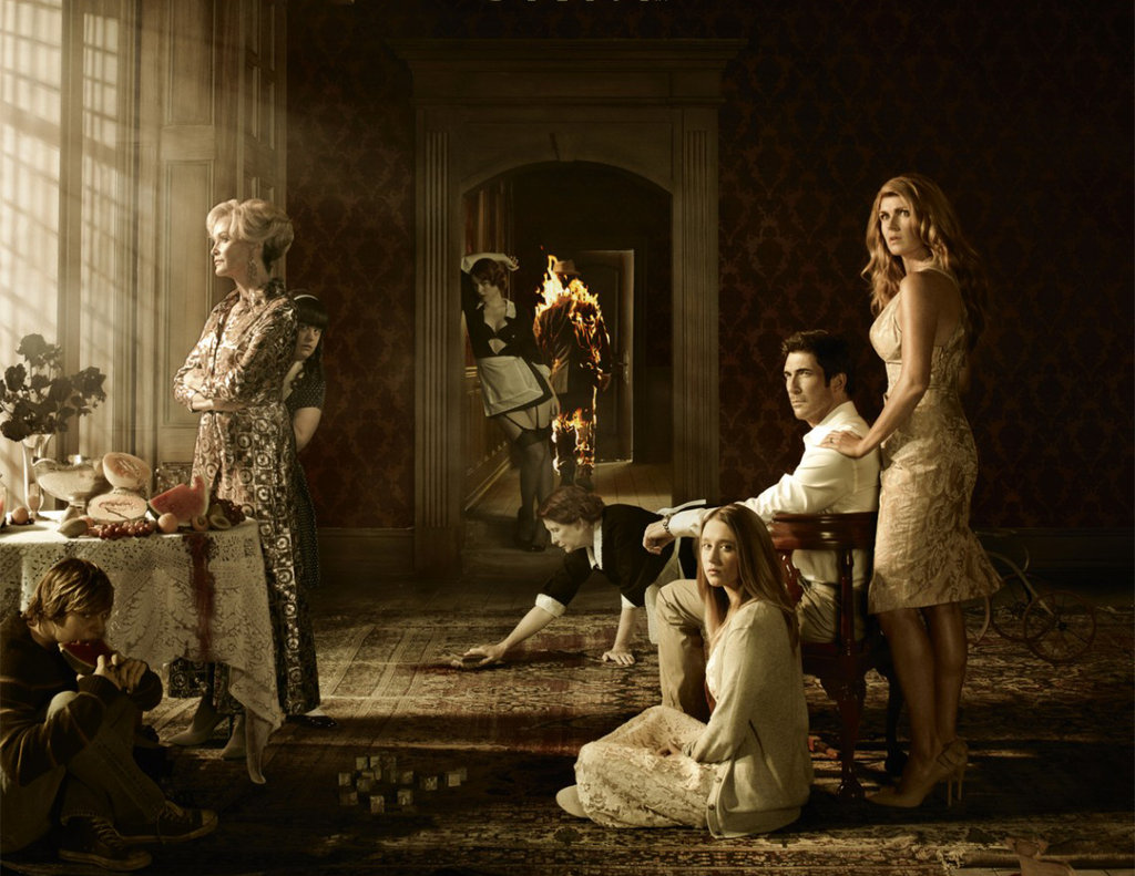 American Horror Story For Outstanding Miniseries