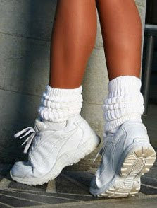 Scrunched Socks