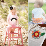 Sugary-Sweet Handmade Onesies For the Ultimate Girlie Girls