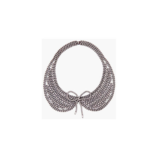 Necklace, approx $482, Dannijo at Ssense