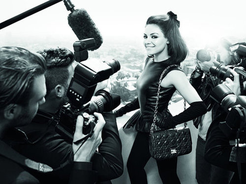 Miss Dior Fall 2012 Ad Campaign