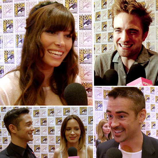 See All of Our Comic-Con Video Highlights: Matt Damon, Kristen Stewart, Jessica Biel, and More!